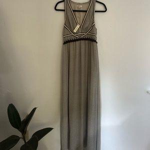 Max Studio maxi dress NWT